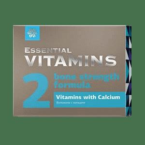 Витамины с кальцием — Essential Vitamins