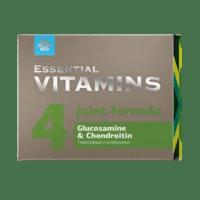 Глюкозамин и хондроитин - Essential Vitamins