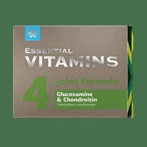 Глюкозамин и хондроитин — Essential Vitamins