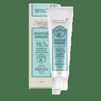 Зубная паста Натуральная защита - Сибирский прополис