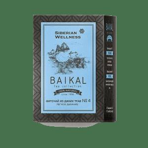 Фиточай из диких трав № 4 (Легкое дыхание) — Baikal Tea Collection