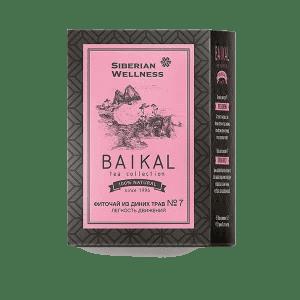 Фиточай из диких трав № 7 (Легкость движений) — Baikal Tea Collection