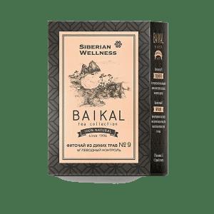Фиточай из диких трав № 9 (Углеводный контроль) — Baikal Tea Collection