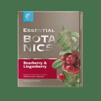Медвежьи ушки и брусника - Essential Botanics