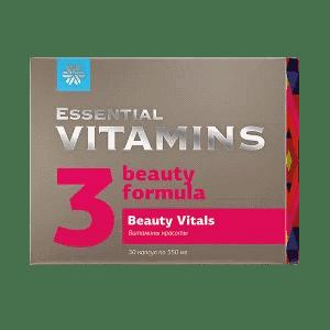 Витамины красоты — Essential Vitamins