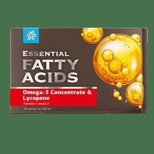 Ликопин и омега-3 — Essential Fatty Acids