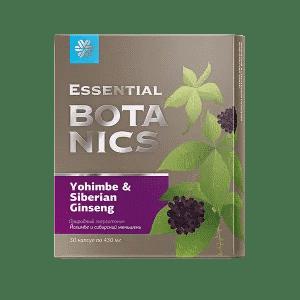Йохимбе и сибирский женьшень — Essential Botanics