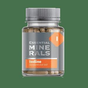 Органический йод — Essential Minerals