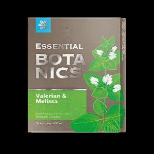 Валериана и мелисса — Essential Botanics