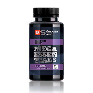 Мегавитамины — Siberian Super Natural Sport