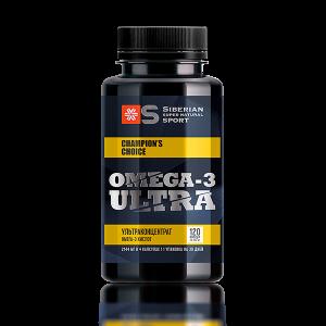 Омега-3 Ультра — Siberian Super Natural Sport