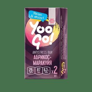Antistress-батончик (абрикос-маракуйя) — Yoo Gо