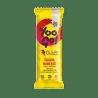 Батончик Banana Mama (вишня-банан) - Yoo Gо