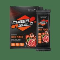 Энергетический напиток Energy Drink Fruit Punch - Cyber Build