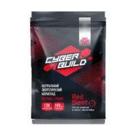 Red Blast (яблоко-гранат), мармелад энергетический - Cyber Build