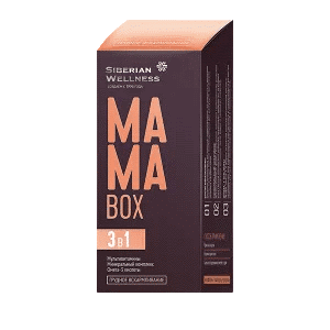 MAMA Box Грудное вскармливание — Набор Daily Box,t