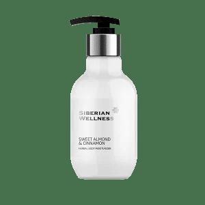 Увлажняющее молочко для тела Сладкий миндаль & корица — SPA Collection