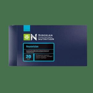 Neurovision — Siberian Super Natural Nutrition
