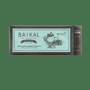 Фиточай из диких трав № 3 (Природный антистресс) — Baikal Tea Collection