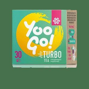 Turbo Tea (Очищающий турбочай) — Yoo Gо