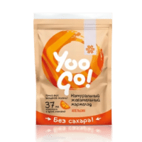Натуральный жевательный мармелад (апельсин) – Yoo Gо
