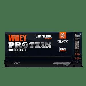 Сывороточный протеин Fitness Catalyst (набор пробников)