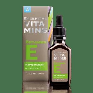 Натуральный витамин Е — Essential Vitamins